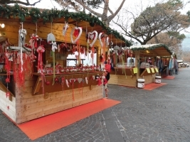 Casette e Villaggio di Natale